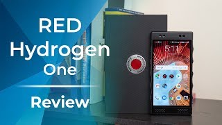 RED Hydrogen One Review: Skip this one