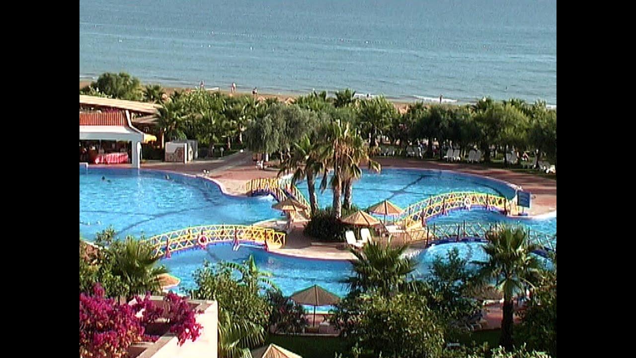 Turkei Side Hotel Defne Star Turkische Riviera