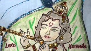 Lord krishna drawings