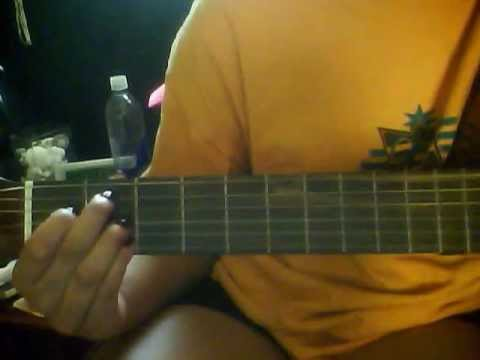 How To Play Sea Of Love Cat Power On Acoustic Guitar No Capo Needed