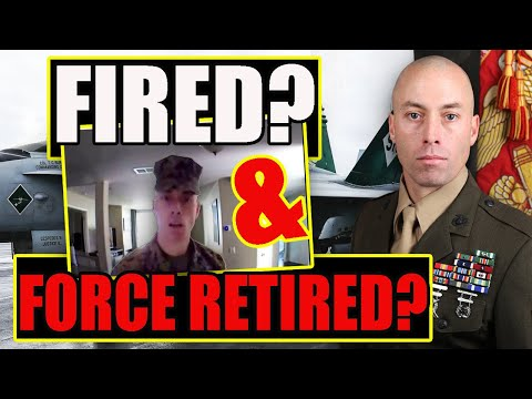 MAJOR UPDATE! Marine Sergeant Major FIRED AND FORCE RETIRED After Leaked Video (THE PLOT THICKENS)