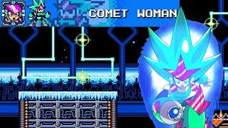 Mega Man Unlimited (Insta-Death/No Damage) - Comet Woman