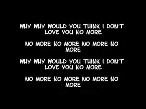 Akon   Love You No More Lyrics 1080p HD {NEW} 2012   YouTube