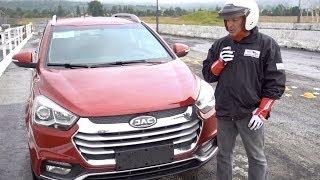 ¿Qué Sucede Cuando Conduces un Auto CHINO al limite? JAC SEI 2 | Velocidad Total