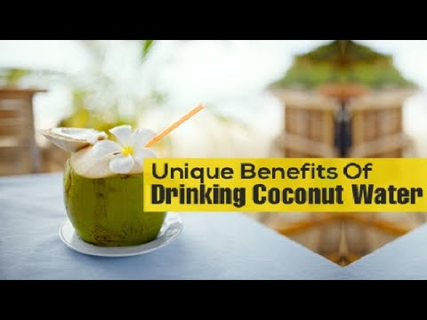 Coconut Milk: 5 Traditional Health Benefits Of Coconut Water | By Top 5.