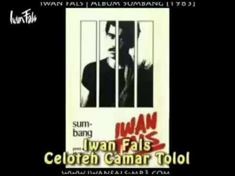 Iwan Fals -  Celoteh Camar Tolol versi Akustik cover 1000 % mirip