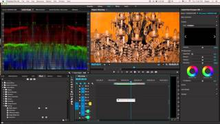 Flicker remove using Adobe Premiere