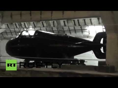 Russia: Tourists can now visit a top secret submarine base in Sevastopol