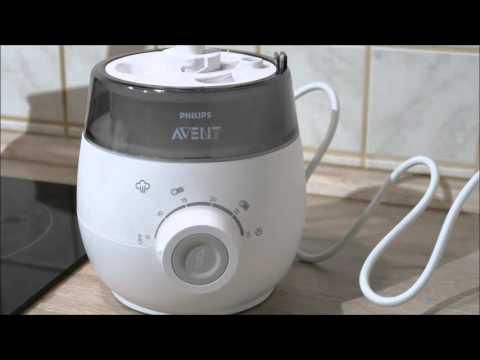 Philips Avent SCF875 Babynahrungszubereiter - Unpacking und erste Anwendung