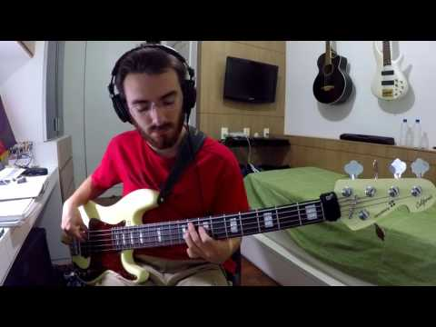 Vulfpeck - Sky Mall [Bass Cover]