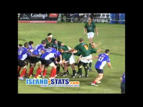 Bermuda World Rugby Classic 2013 Day 2
