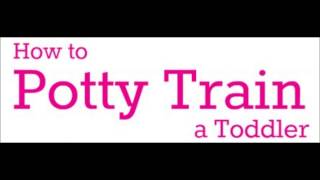 How to potty train your baby guide