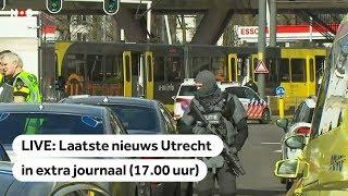 LIVE: Laatste nieuws na doden in Utrecht in extra journaal (17 uur)