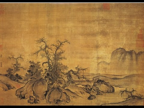 Chines Landscape Painting – 500 Paintings