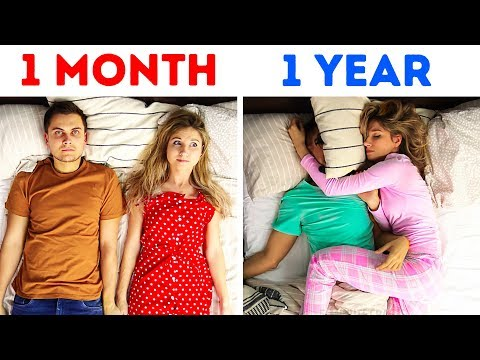1 year dating
