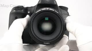 Canon (キヤノン) EF50mm F1.4 USM 美…
