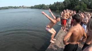 Прыжки в воду офигенно!!!!