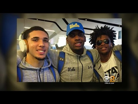 UCLA Players At The Mercy Of Chinese Government Following Shoplifting Accusation