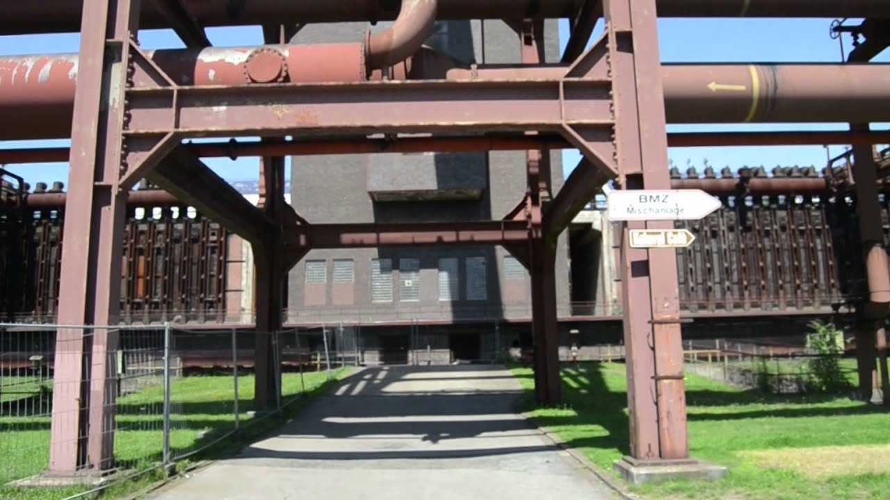 Treasured Soul - Michael Calfan (Zollverein Video)