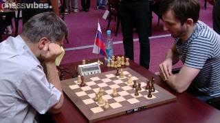Ivanchuk-Grischuk, World Blitz Championship 2012