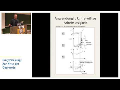 Postkeynesianismus (Arne Heise) [Ringvorlesung Zur Krise der Ökonomie]
