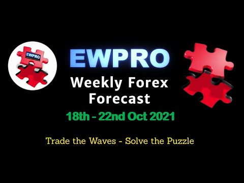 Weekly Forex Forecast 18th – 22nd Oct. 2021 – Forex Trading Course & Wave Analysis