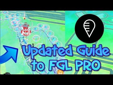 How to use FGL PRO for Pokemon GO! (January 2019)