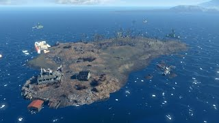 Fallout 4 - Claim the Spectacle Island!