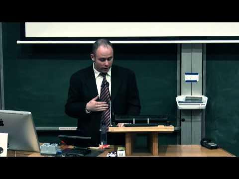 Morality and God - Public Debate Part 1 - John Hudson - Arguing for the Affirmative
