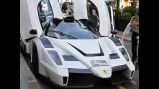 The Ferrari Enzo WRC ||engine Sound