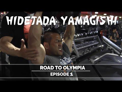 Hidetada Yamagishi - Road To Olympia 2016 - Episode 1