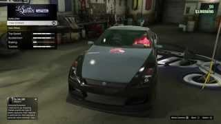 GTA V Online - How to Remove / Add Stock Spoiler From / To an Elegy RH8 *NG & PC*
