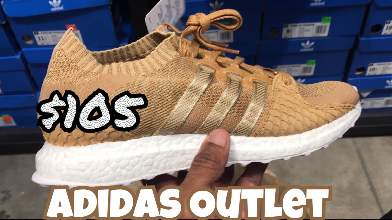 c2d7f7ba910f Super Dope deals at Adidas Outlet Orlando, Fl - YouTube