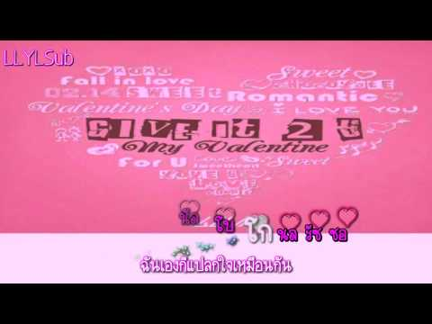 [Karaoke + Thaisub] Give It 2 U  - GLAM