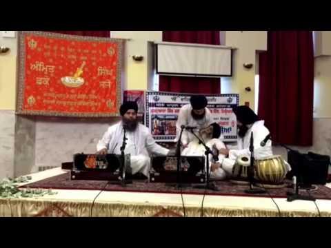 Bhai Malkeet Singh Ji USA waley died during Kirtan