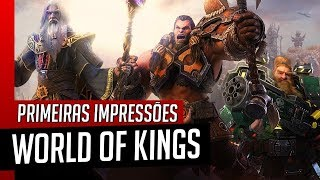 World of Kings - El wow para android #SOUD