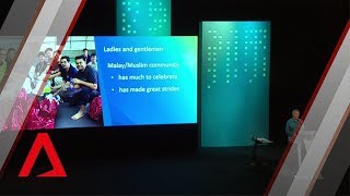 Prime Minister Lee Hsien Loong's National Day Rally speech in Malay