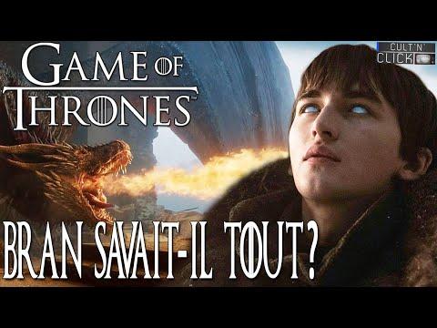 Game of Thrones : BRAN savait-il ce qui allait arriver ?