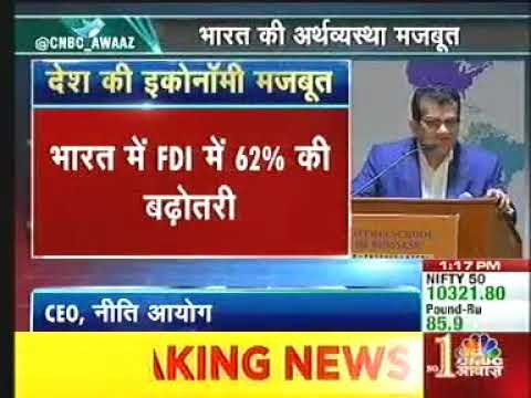 Jaipuria School of Business featured in CNBC Awaaz  on the occasion of International Conference
