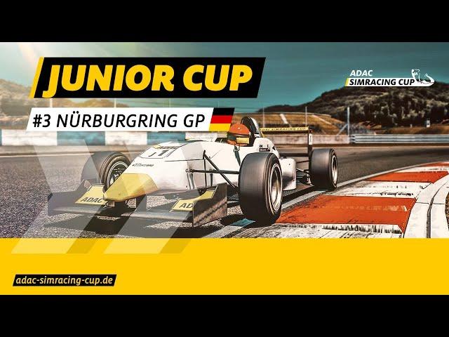 ADAC SimRacing Cup Junior Cup - Nürburgring