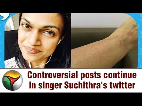Suchithra Leaks Dhanush, Anirudh, Chinmayi's Controversial Photos in Twitter account