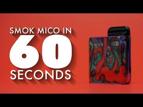 SMOK MICO Ultra Portable Pod System