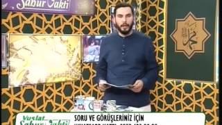 Vuslat Sahur Vakti 29.Bölüm - (24.06.2017)