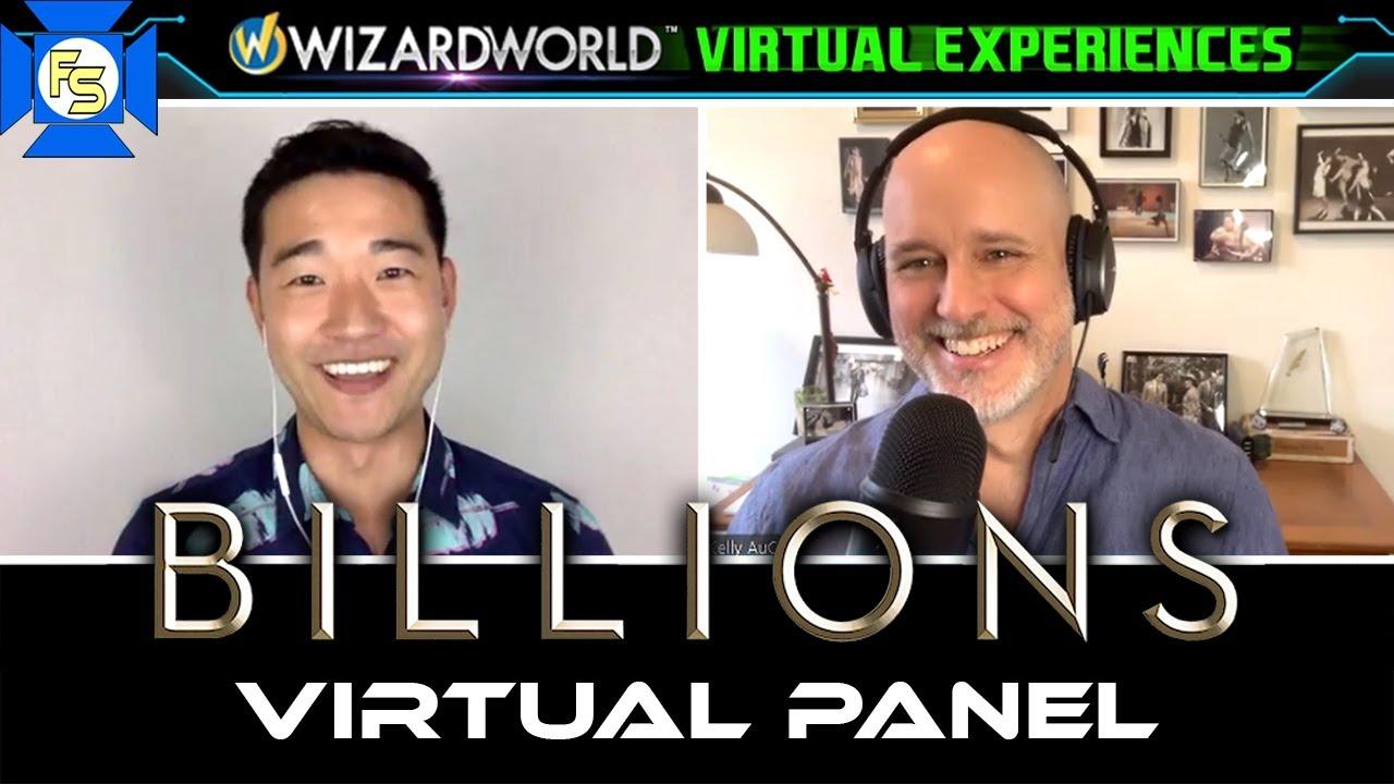 Download BILLIONS Panel – Wizard World Virtual Experiences 2020