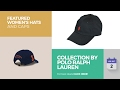 Collection By Polo Ralph Lauren Featured Women's Hats And Caps