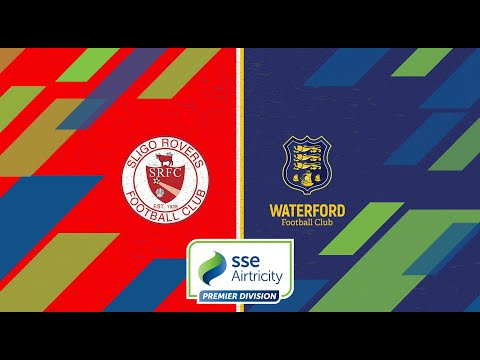 Sligo Rovers Waterford Goals And Highlights