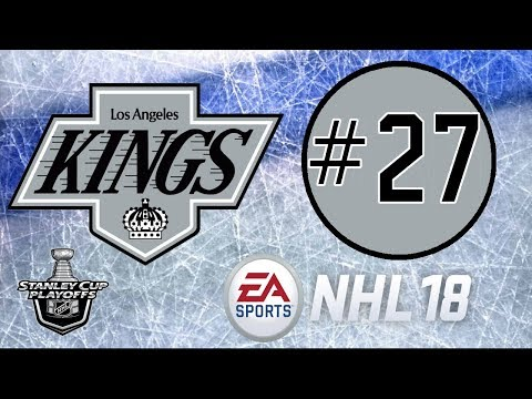 NHL 18 ~ Los Angeles Kings Franchise Mode ~ #27 (Home Ice Advantage?)