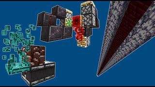 Minecraft Nether Update: Door Dupe, 0-Tick Weeping Farm, 256 Redstone Signal and MORE!