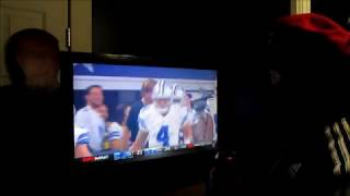 Dez Bryant Throws TD to Witten - REACTION VIDEO