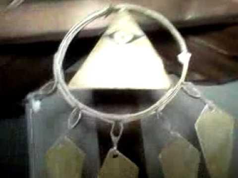 My homemade millenium ring